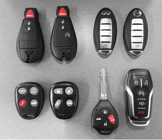 Group Your Keys